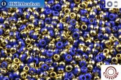 COTOBE Beads Lazurite and Gold (J005) 11/0