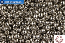 COTOBE Beads Nickel Plated (1002) 11/0, 10гр CJR-11-01002