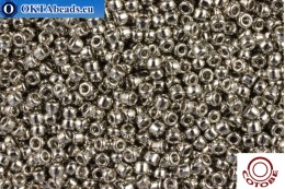 COTOBE Beads Nickel Plated (1002) 15/0, 5гр CJR-15-01002