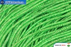 Soft gimp wire green 1mm, 5gr