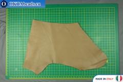 Hovězí kůže nábytková nappa ~ 1,5mm, 42,5g