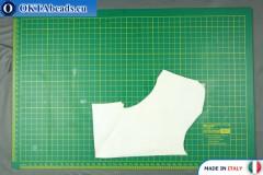 Hovězí kůže nábytková nappa ~ 2mm, 27,1g