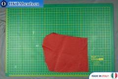 Hovězí kůže nábytková nappa ~ 2mm, 29,1g