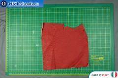 Hovězí kůže nábytková nappa ~ 2mm, 30,8g