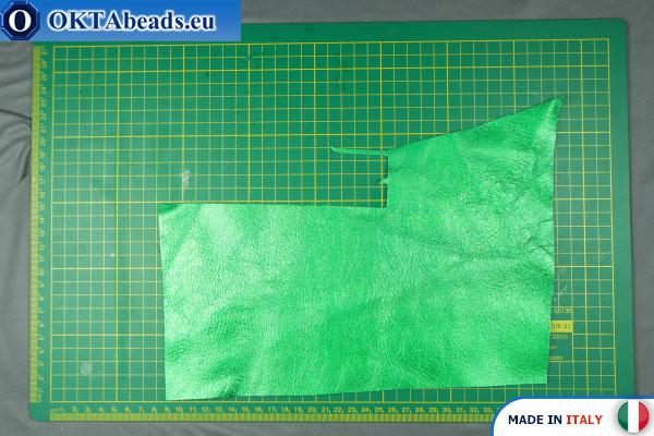 Jehněčí kůže anilinová laminovaná ~ 1,5mm, 38,4g XL0189