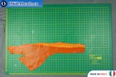 Pravá kůže rejnoka ~ 1mm, 21,6g XL0136