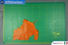 Pravá kůže rejnoka ~ 1mm, 22,7g XL0137