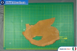 Genuine Skate Fish Leather ~ 1mm, 33,9g XL0144