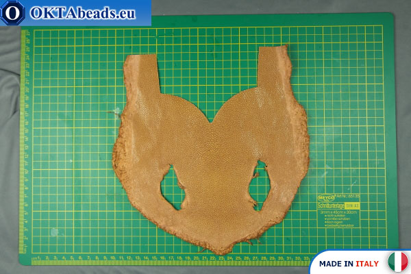 Genuine Skate Fish Leather ~ 1mm, 40,6g XL0145