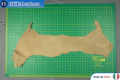 Sheep Leather suede ~ 0,8mm, 16,1g