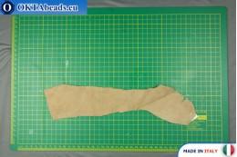 Ovčí kůže semiš ~ 0,8mm, 7,2g XL0470