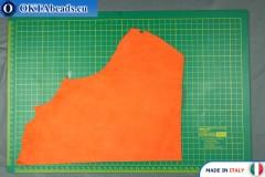 Ovčí kůže semiš velur ~ 1mm, 24g XL0131