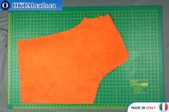 Ovčí kůže semiš velur ~ 1mm, 26,8g XL0132