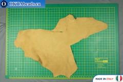 Ovčí kůže semiš ~ 0,8mm, 20,4g XL0485