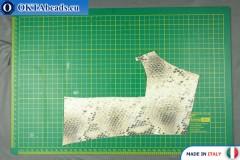 Телячья кожа змеиное покрытие ~ 0,8мм, 25,6гр XL0259
