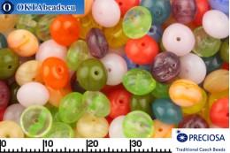 Czech bead mix 1CZM114