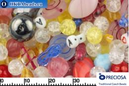 Czech bead mix 1CZM115