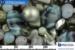 Czech bead mix