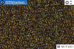 MIYUKI Beads Amethyst Lined Yellow 11/0 (334)