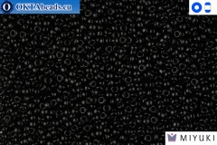 MIYUKI Beads Black 15/0 (401)
