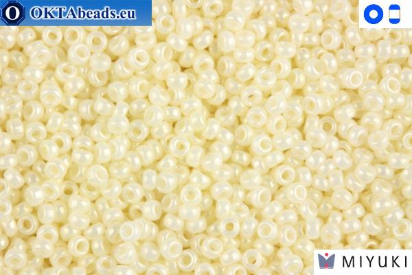 MIYUKI Beads Ceylon Light Yellow 15/0 (594)
