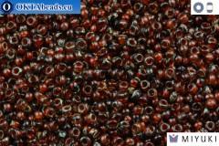 MIYUKI Beads Dark Amber Transparent (4502) 11/0