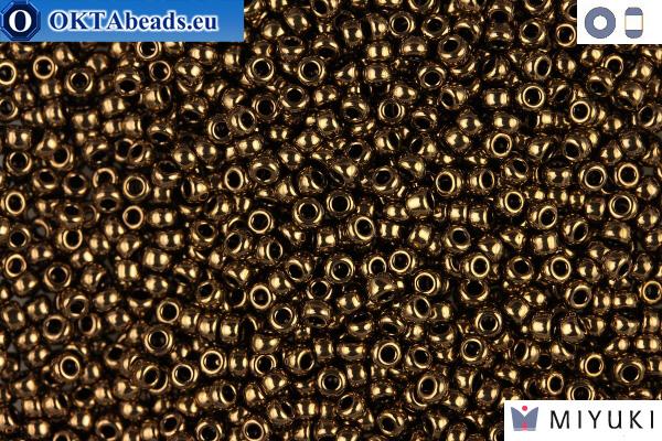 MIYUKI Beads Dark Bronze 11/0 (457)