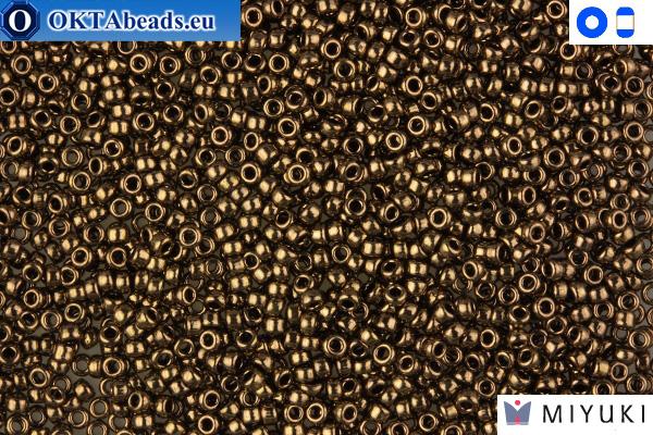 MIYUKI Beads Dark Bronze 15/0 (457)