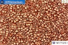 MIYUKI Beads Delica Bright Copper Plated 11/0 (DB40)