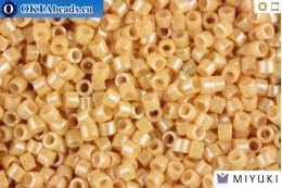 MIYUKI Beads Delica Ceylon Beige 11/0 (DB205) DB205