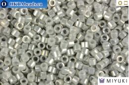 MIYUKI Beads Delica Ceylon Grey 11/0 (DB252)