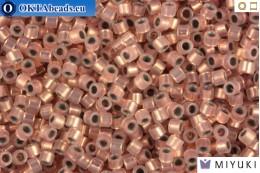 MIYUKI Beads Delica Copper Lined Opal 11/0 (DB191) DB191