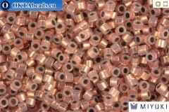 MIYUKI Beads Delica Copper Lined Opal 11/0 (DB191)