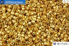 MIYUKI Beads Delica Duracoat Galvanized Gold (DB1832) 11/0