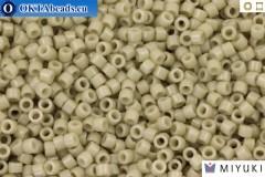 MIYUKI Beads Delica Duracoat Opaque Antique White (DB2363) 11/0, 5гр