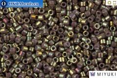 MIYUKI Beads Delica Dusky Mauve Luster 11/0 (DB1011)