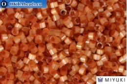 MIYUKI Beads Delica Dyed Topaz Silk Satin (DB1804) 11/0, 5гр DB1804