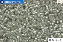 MIYUKI Beads Delica Fancy Lined Ice (DB2393) 11/0