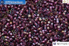 MIYUKI Beads Delica Fancy Lined Old Rose (DB2390) 11/0, DB2390
