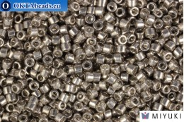 MIYUKI Beads Delica Galv Pewter (DB436) 11/0, 5гр DB436