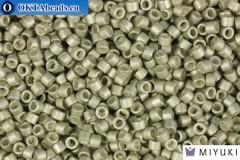 MIYUKI Beads Delica Galv Sf Aloe (DB1181) 11/0, 5гр