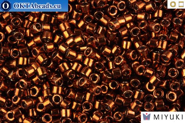 MIYUKI Beads Delica Galvanized Copper 11/0 (DB461) DB461