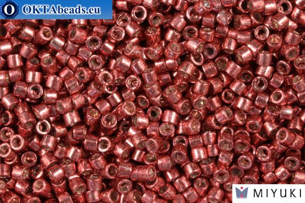 MIYUKI Beads Delica Galvanized Cranberry (DB423) 11/0, 5гр DB423