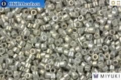 MIYUKI Beads Delica Galvanized Grey Lustr (DB251) 11/0