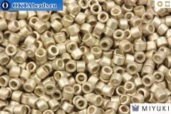 MIYUKI Beads Delica Galvanized Light Smoky (DB1158) 11/0