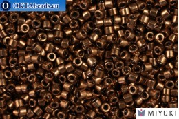 MIYUKI Beads Delica Galvanized Rose Gold (DB460) 11/0, 5гр DB460