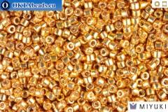MIYUKI Beads Delica Galvanized Yellow Gold 11/0 (DB410)