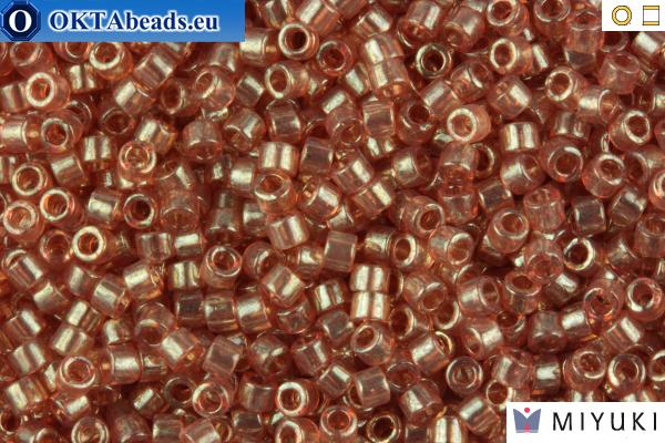 MIYUKI Beads Delica Gold Luster Rose 11/0 (DB102) DB102