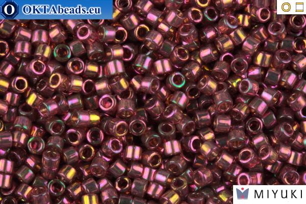 MIYUKI Beads Delica Gold Red Luster 11/0 (DB103)