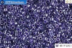 MIYUKI Beads Delica Lined Crystal Violet 11/0 (DB250)